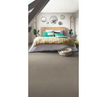 Винил Quick Step, Ambient click, AMCL40141 Шлифованный бетон темно-серый