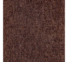 Ковролин Зартекс Рондо 68 коричневый офисный