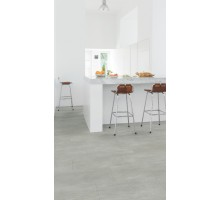 Винил Quick Step, Ambient click, AMCL40050 Бетон тёплый серый