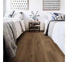 Виниловый пол Clix Floor Classic Plank, CXCL 40191 Дуб яркий темно-коричневый